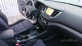 Hyundai Tucson Comfort 7DCD 4WD 1.6 T-GDI 130kW