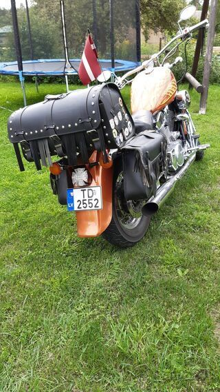 Kawasaki VN 1500 V 47kW