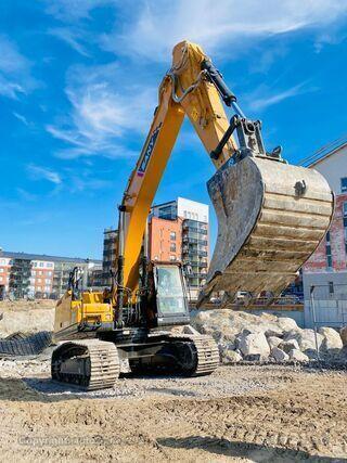 Sany SY305 32 tonni 209kW