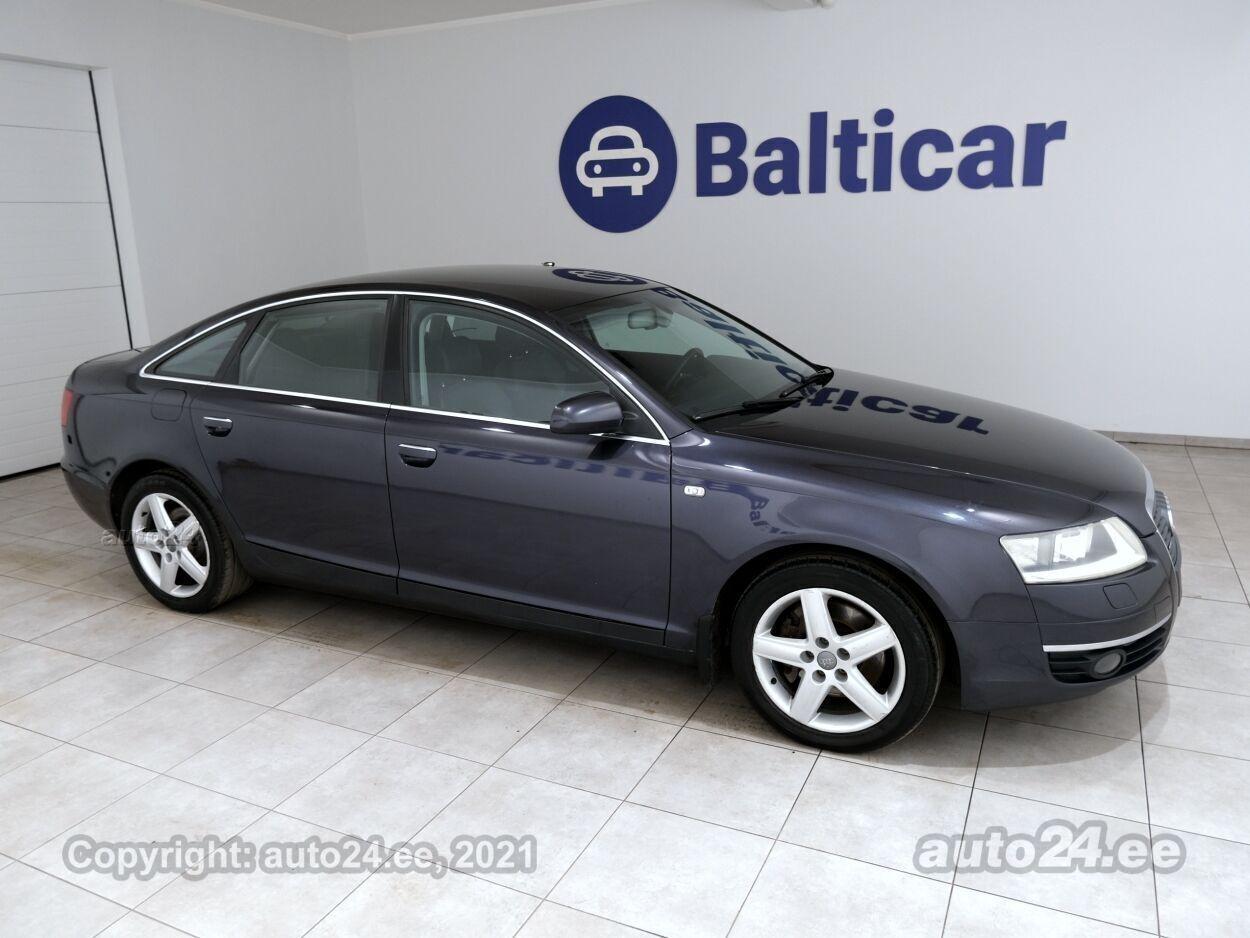 Audi A6 S-Line Quattro ATM - Photo